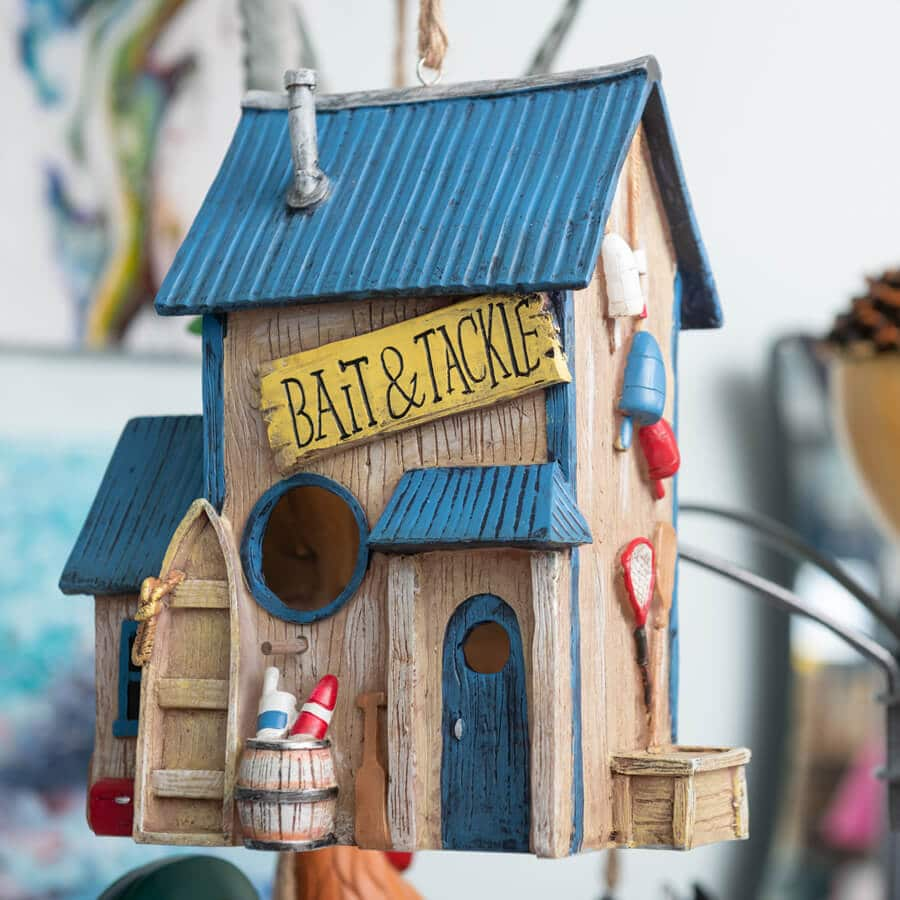 camilles boutique gifts birdhouse