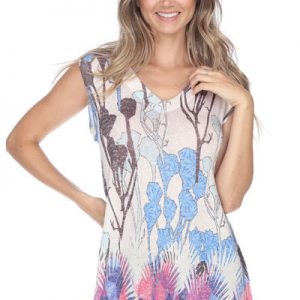 inoah wearable art womens top
