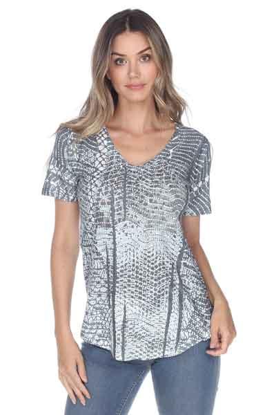 inoah wearable art womens top